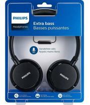 Fone De Ouvido Philips Shl5005 Preto -