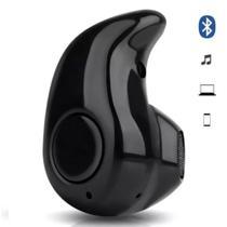 Fone De Ouvido Preto Bluetooth 4.1 Mini Portátil Chamada Música BT - Import