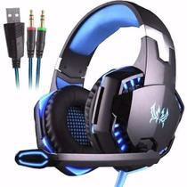 Fone De Ouvido Profissional Headset Gamer Kotion Each G2000 -