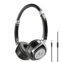 Fone de ouvido Pulse 2 Moto G5 S Plus Preto - Motorola