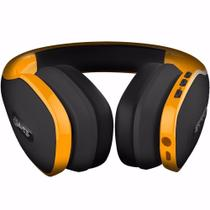 Fone de Ouvido Pulse Headphone Bluetooth  Amarelo - PH151 - Multilaser
