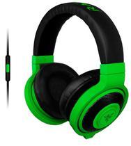 Fone de Ouvido Razer Kraken Neon - Microfone destacável - Verde - RZ04-01400100-R3U1 -