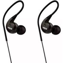 Fone de Ouvido Retorno Vokal E40 Monitor In Ear -