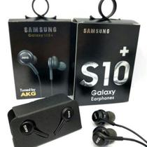 Fone de ouvido Samsung Galaxy S10 S9 S8 P2 Universal -