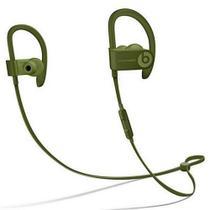 Fone De Ouvido Sem Fio Beats Powerbeats 3 Mq382ll/a Com Microfone - Verde -