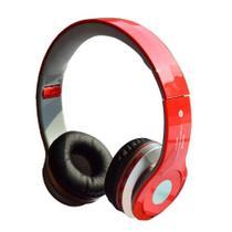 Fone De Ouvido Sem Fio Bluetooth M P-15 Vermelho - Jsx
