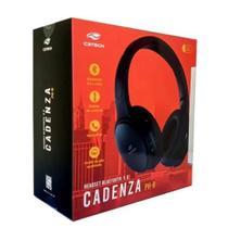 Fone de Ouvido Sem fio Comfort Cadenza HD Buetooth 5.0 e Cabo - C3Tech - C3 Tech