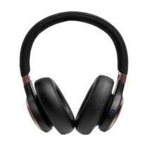 Fone de Ouvido sem Fio JBL Live 650BT Headphone Over Ear Preto - LIVE650BTNC -