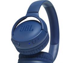 Fone De Ouvido Sem Fio JBL T500BT Bluetooth Azul -