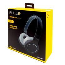 Fone de Ouvido Sem Fio Pulse Beats Premium Emborrachado - Multilaser