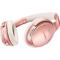 Fone de ouvido sem fio QuietComfort 35 II Bose Rose -