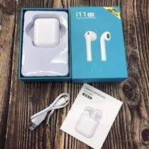 Fone de Ouvido Sem Fio Wireless i11 TWS Touch Bluetooth v5.0 - Mjx
