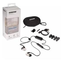 Fone de Ouvido Shure Intra Bluetooth SE215SPE WBT1 Branco -