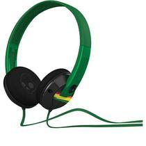 Fone de Ouvido Skullcandy Headphone UpRock Rasta -