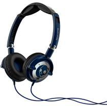 Fone de Ouvido Skullcandy Lowrider Headphone 60mWatts Azul BFO-102 -