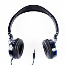 Fone de Ouvido Stereo Azul Headphone Logic - Ls 2000 Bl -