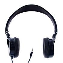 Fone de Ouvido Stereo Preto Headphone Logic - LS 2000 BK -