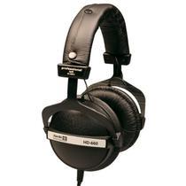 Fone de Ouvido Superlux Hd660  Profissional Monitoramento -