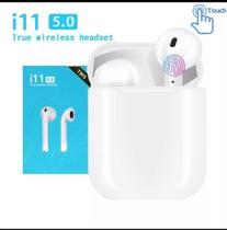 Fone De Ouvido Touch I11 Tws Bluetooth Sem Fio 100% Original -