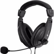 Fone de Ouvido Vinik Go Play FM35 Headset Preto com Microfone -
