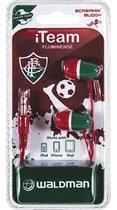 Fone De Ouvido Waldman Sb10 Time In-ear Fluminense -