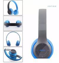 Fone De Ouvido Wireless Bluetooth Dobrável- COLOR - Sef Eletro