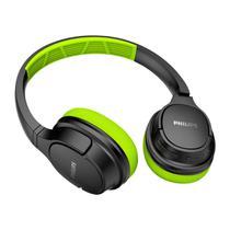 Fone de ouvido wireless supra auricular tash402lf verde - Philips