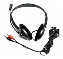 Fone De Ouvido Xcell Com Microfone Headset Para Pc Notebook -