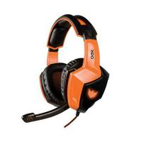 Fone Gamer Eagle Headphone 7.1 Virtual Surround USB/PS4 HS401 OEX Laranja