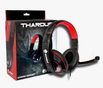 Fone Gamer Thardus Evolut P/ Pc Xboxone Ps4 3.5mm Dual -