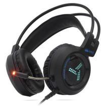 Fone Gamer USB Headset Headphone Led Microfone PC Xbox PS - Knup