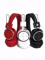 Fone Headphone Bluetooth De Ouvido Sem Fio Micro Sd Usb - Ojuara