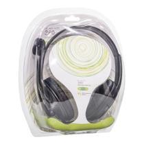 Fone Headphone C/ Mic P/ Xbox 360 Bm533 - B-Max -