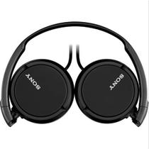 Fone Headphone Preto MDR-ZX110/BCAE - Sony