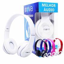 Fone Headphone Sem Microfone Melhor Áudio INOVA  -  FON-2083D -