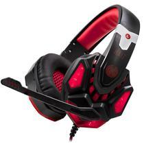 Fone Headset 7.1 Usb Gamer Led C/ Mic Haiz Hz-2021 -