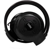 Fone Headset Bluetooth com Microfone Integrado e Entrada Para Cartão Micro Sd Oex Spin Hs308 -