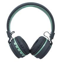 Fone Headset Bluetooth Microfone Hs310 Verde Claro - Oex -