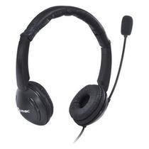 Fone headset corp usb com microfone - preto - vk390 - Vinik