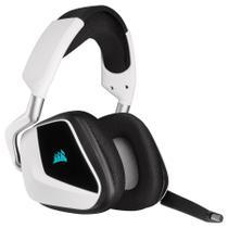 Fone Headset Corsair VOID RGB ELITE Wirel. Premium Gaming WHITE -