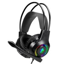 Fone Headset Gamer Apolo Eg304 Evolut Led Rgb Pc PS4 e Xbox -