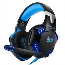 Fone Headset Gamer com Microfone para Celular PC e Videogame G2000 - Kotion