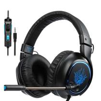 Fone Headset Gamer Microfone Playstation 4 Ps4 Xbox Pc F25 - B-max