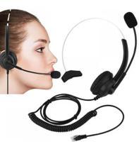 Fone Headset Microfone E Controlador De Volume Mt1011 - Tomate