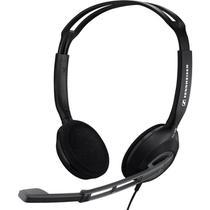 Fone Headset Multimídia Com Microfone Pc230 Sennheiser -