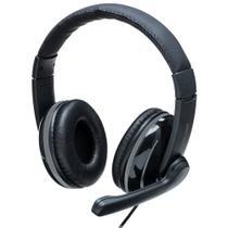 Fone Headset Pro P2 P3 Note Pc Celular Xbox One Com Microfone e Adaptador PH316 Multilaser -