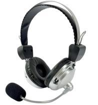 Fone Headset Super Bass Headphone Com Microfone Sy-301mv - Dex