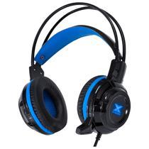 Fone headset vx gaming taranis v2 p2 com microfone - preto e - Vinik