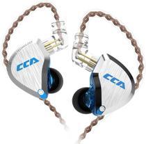 Fone In Ear Cca C12 Retorno Palco Profissional Seis 6 Driver -
