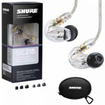 Fone In-Ear Shure Se215 Original P/ Retorno -